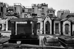 Cimetière de Montmarte / Paris