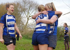 Lewes Women's First XV vs Old Elthamians - 17 November 2019