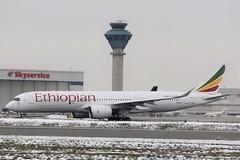 """Ethiopian Airlines""""Rome"""" ET-AWM"""