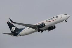 AeroMexico XA-AMN