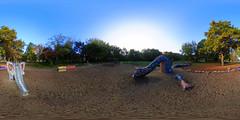 Neubrandenburg - Spielplatz im Kulturpark 360 Grad