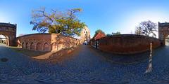 Neubrandenburg - Stargarder Tor 360 Grad