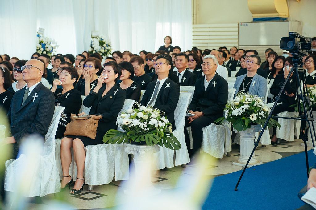 《喪禮攝影》台中市立殯儀館 / 景福廳 / 劉奠
