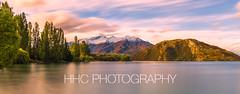Late Afternoon in Glendhu Bay, Wanaka, NZ