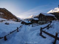 Valsavarenche, Il villaggio di Nex, Parco Nazionale Gran Paradiso