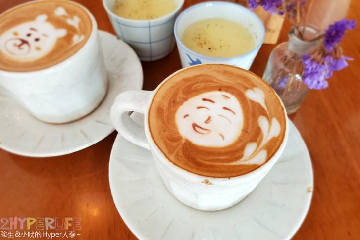 49187488366 c7f41783c8 c - 老宅改建咖啡屋空間感舒適,Mitaka s-3e Cafe還有可愛龍貓站牌造景可以拍照,友藏拉花也很有梗!