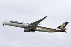 9V-SHL A359 SINGAPORE AIRLINES YBBN