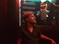 In the Karaoke Booth at Monster Ronson's Ichiban Karaoke