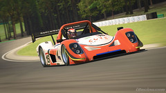 CoRe 2K19 Radical SR8 Livery - Front