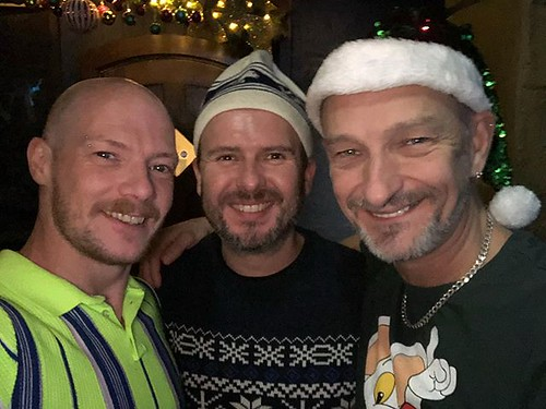 Today is all about...xmas with the @gaycitybowlers