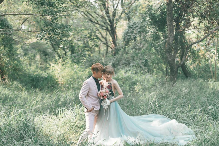 台南自助婚紗10