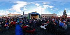 Dresden - Striezelmarkt 360 Grad