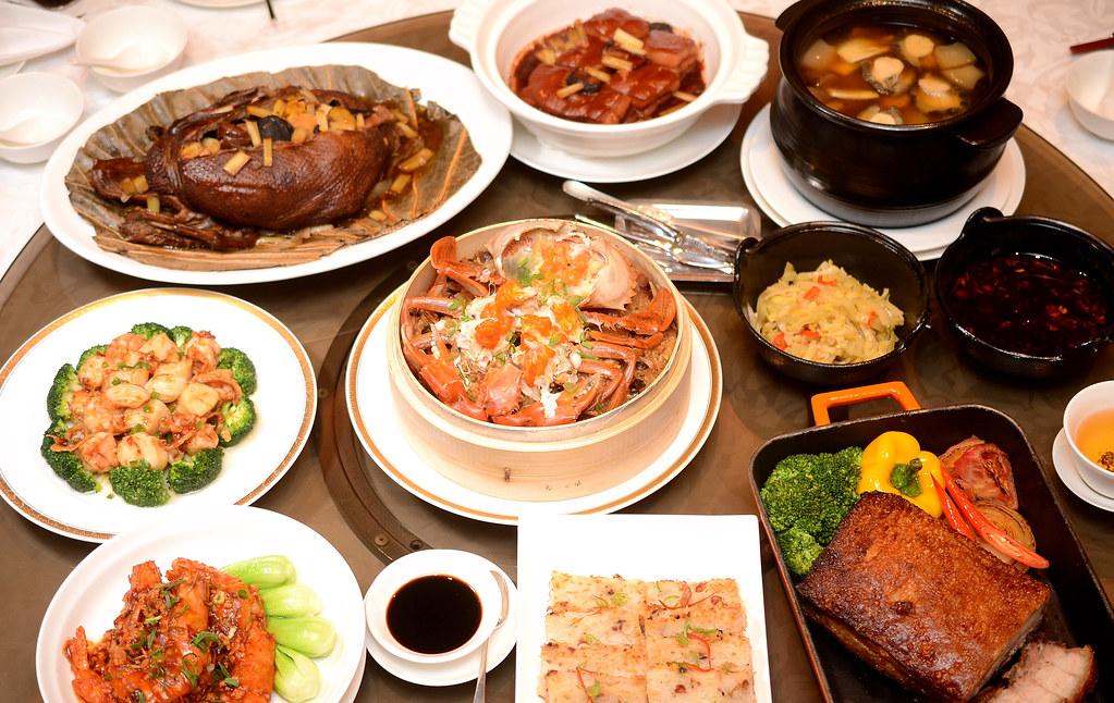 臺北西華飯店2020外帶年菜推薦 - 隨裕而安