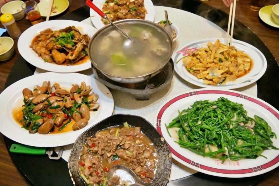[嘉義美食]桃城古味餐廳【阿欽師古早味 外燴宴席料理】|嘉義後火車站~在地人帶路吃台式料理 @VIVIYU小世界