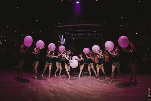 Jazz Age Christmas Show - Caribbean Club, Kyiv [05.01.2020]