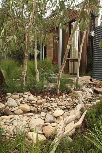 Jardins com inspiração australiana em casas brasileiras. é a internacionalizaçãodo décor