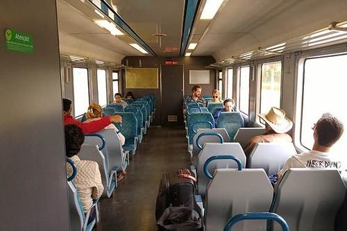 Viajar de trem é mais barato e ecologicamente viável