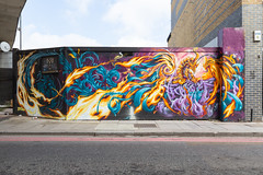 Zadok street art