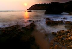 Bridgewater Bay Sunset at Victoria Australia by Leica 8-18mm f2.8-4