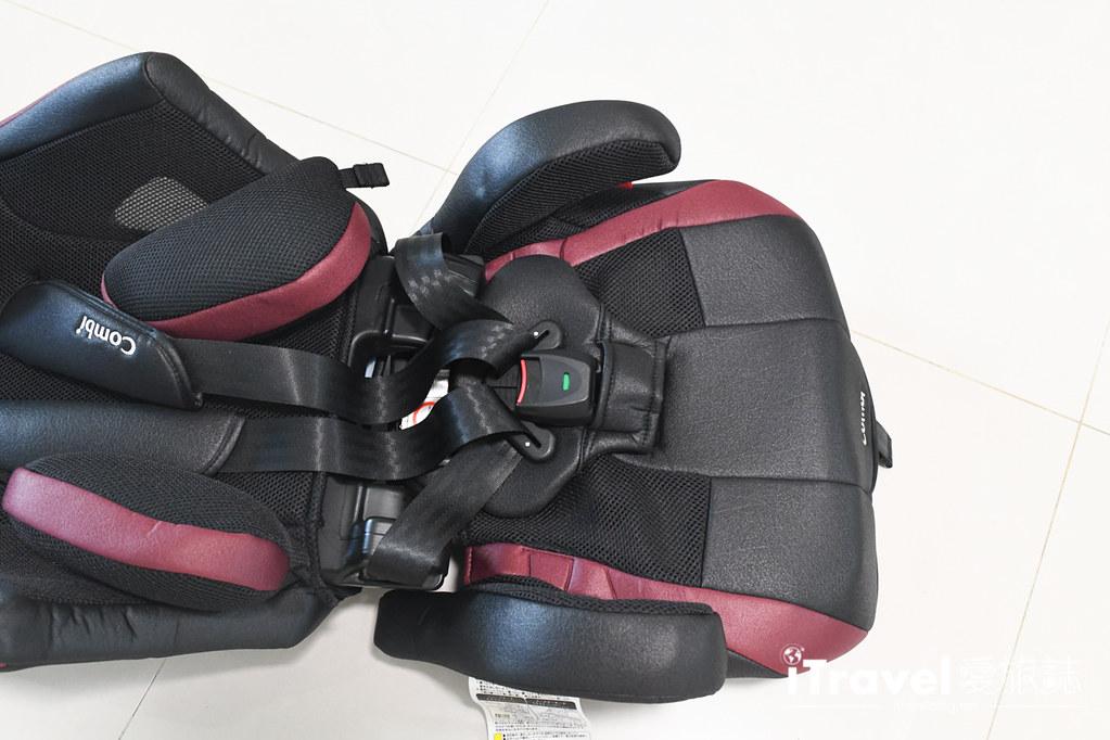 Combi兒童安全座椅 (13)