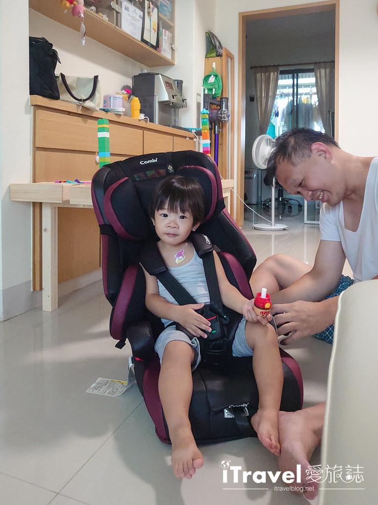 Combi兒童安全座椅 (14)