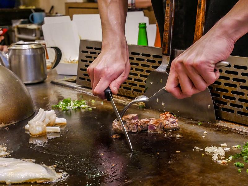 町將鐵板燒│捷運環狀線幸福站美食│超人氣排隊鐵板燒,紅茶,菜單,剛好在來的路上有看到町將鐵板燒,而且牛肉都不會煎的過老,剛好在來的路上有看到町將鐵板燒,就一直沒回來吃,鱈魚與豆腐都煎的好吃!! @ 夢與幻的地圖 :: 痞客邦