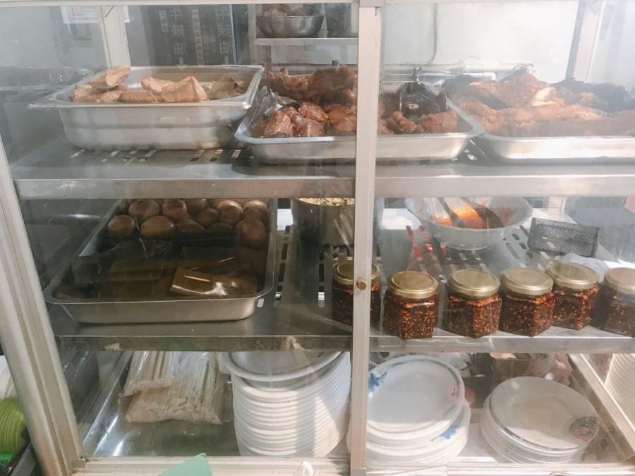 [桃園美食]聚豐軒.老劉原汁牛肉麵|東門市場附近小吃~傳承三十年的老味道.牛肉大塊又軟嫩 @VIVIYU小世界