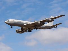 Israeli Air Force Boeing 707