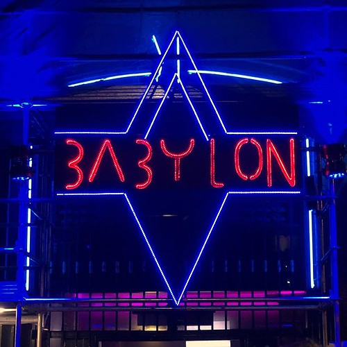Today is all about...Babylon ❤️