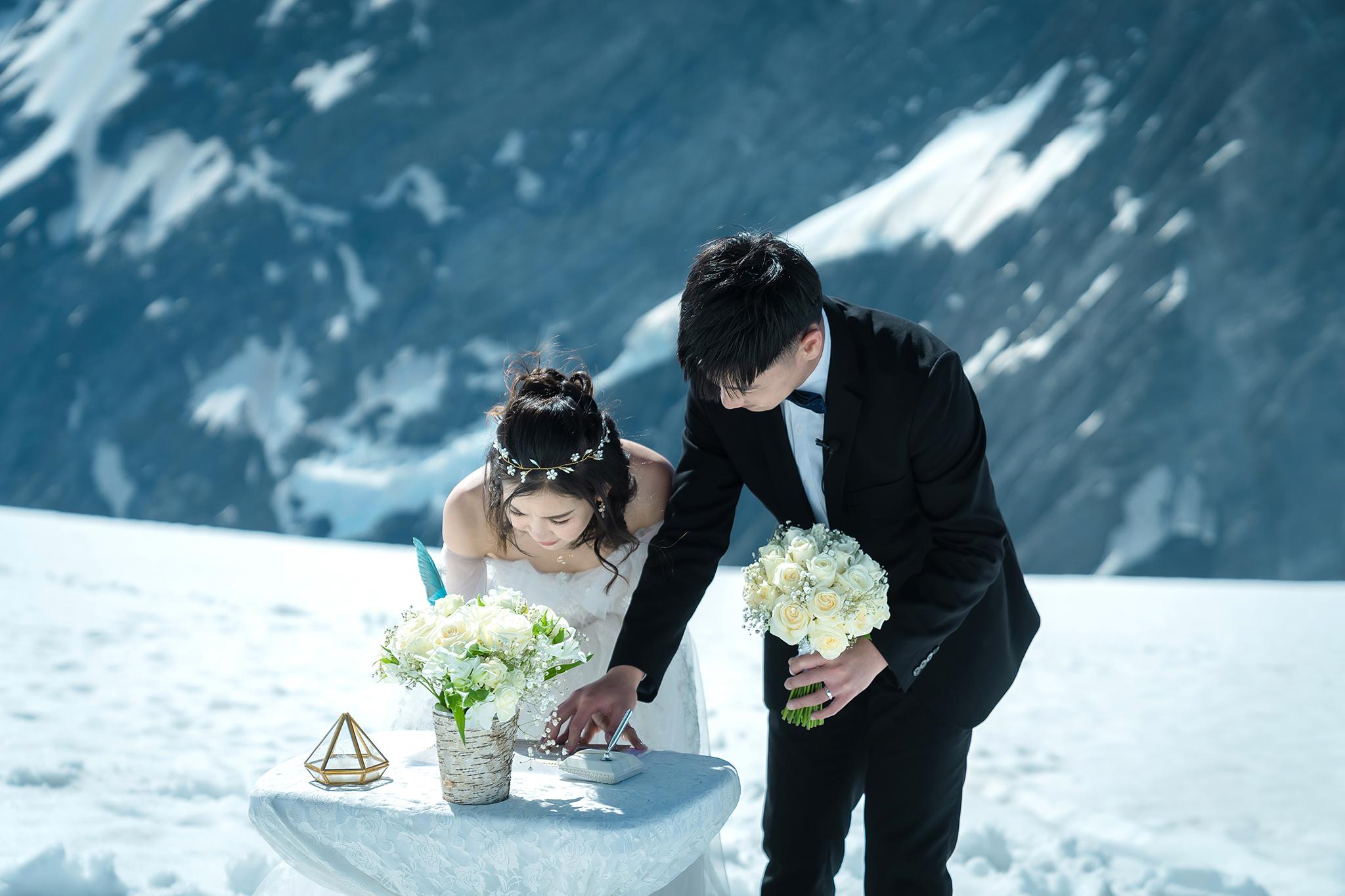 婚攝DD-紐西蘭婚禮-海外婚禮-雪山婚禮