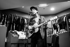 Jeremy Neale @ Redeye Records, Sydney, 5th Mar 2020