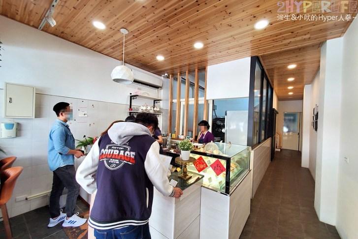 49625557567 8745a98081 c - 藏身在天津商圈裡的低調甜點店,萊姆16手作甜點主打千層和戚風蛋糕,檸檬塔也不少人推喔!