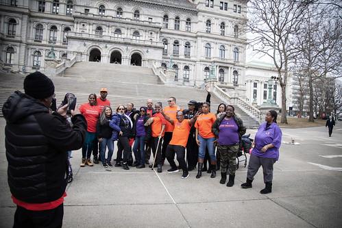 2020 PBM Rally: Albany, NY