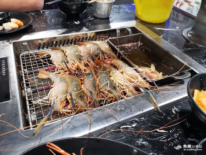 【高雄三民】蝦咪蝦咪水道蝦|火鍋 燒烤 泰國蝦 吃到飽 – 魚樂分享誌