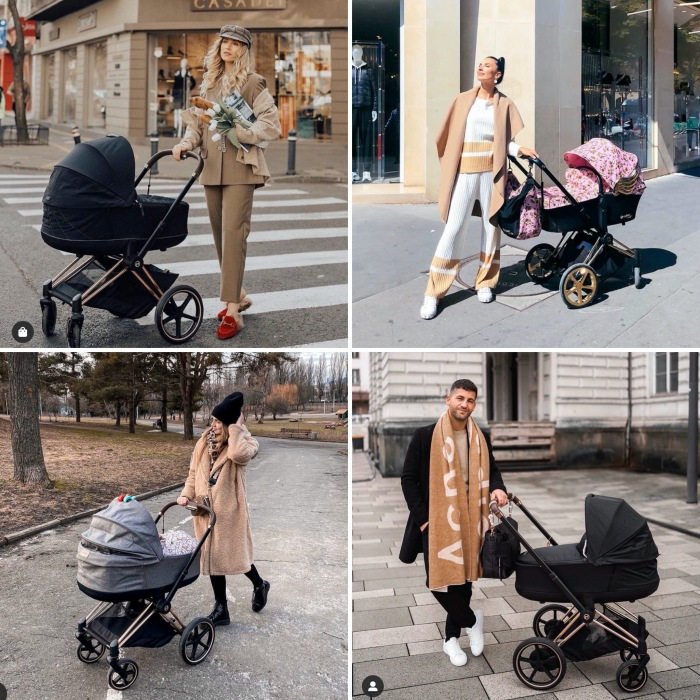 【2020嬰兒車推薦】6款歐美系戰車型嬰兒推車比較分享:iCandy,Cybex,Stokke,Nuna,UPPAbaby,ABC Design - Stella 小 ...