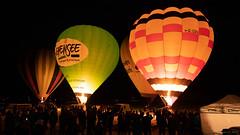 Achensee Ballontage 2020 - Night glow