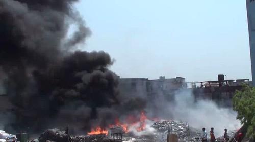 Gazipur-(3)- 28 March 2020-Fire At Konabari-3