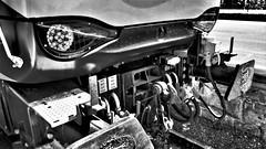 Trans Pennine Express Diesel 68032 'Destroyer'.