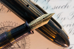 Fountain Pen from the past