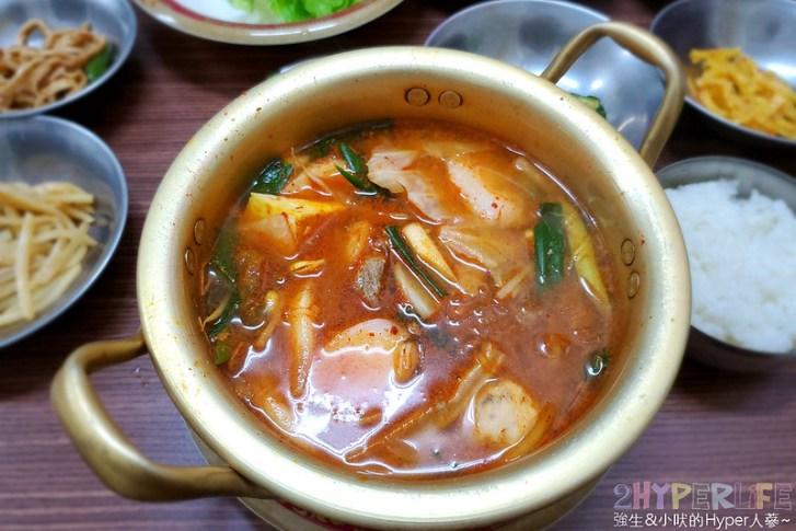 49734759326 e21b09b197 c - 巷弄內超低調的平價韓國料理,品川韓式小吃只有闆娘一人包內外場,用餐得有點耐心喔!