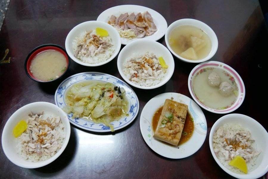 [嘉義美食]桃城三禾火雞肉飯 東區生意火紅的排隊銅板小吃~小菜湯品點滿桌 @VIVIYU小世界
