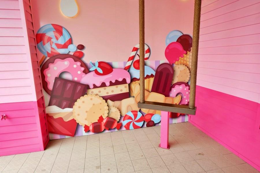 [台中旅遊]台糖月眉觀光糖廠|后里交流道附近的免費親子景點‧品嚐台糖冰棒看全台首座囪底隧道 @VIVIYU小世界