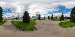 360° | Banner-Turm