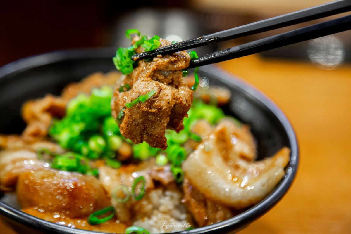 上野豚丼11