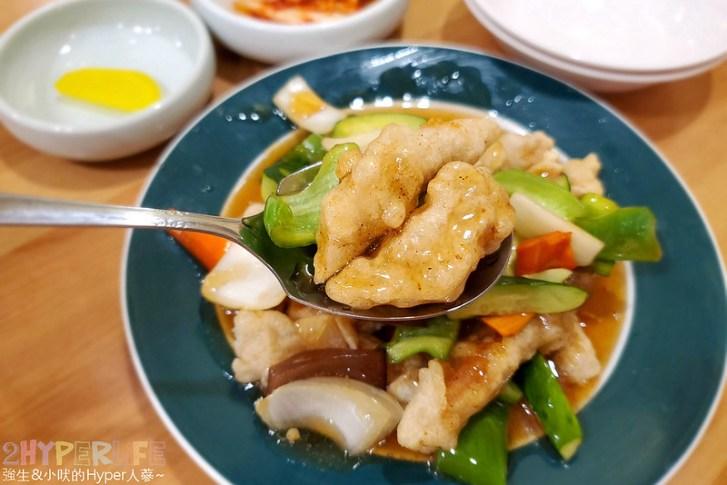 49828016401 79bd1707e1 c - 主廚來自韓國大邱的韓式中華料理,想吃韓劇裡常見的黑嚕嚕炸醬麵來The劉就有喔!