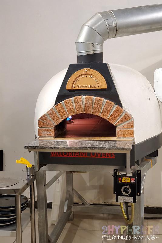 49882821212 7b2f58af60 c - 把義大利做Pizza那套搬過來,Amore Pizzeria Napoletana的窯燒披薩還蠻值得一試的哦!