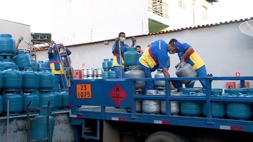 Gás com descontos no mês das mães