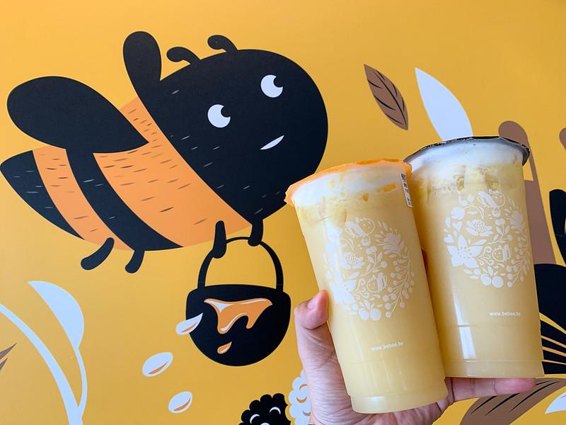 [心得] 臺南 Be.bee 蜂蜜飲品專門店 蜂蜜手搖飲 - 看板 Drink - 批踢踢實業坊