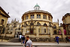 The Sheldonian Theatre, Oxford, United Kingdom 14A