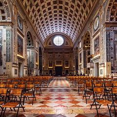 Basilica di Sant Andrea, Mantova, Italia
